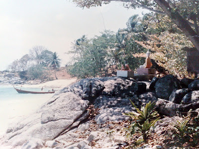 Wat Koh Kaew วัดเกาะแก้วพิสดาร ภูเก็ต Phuket 1987