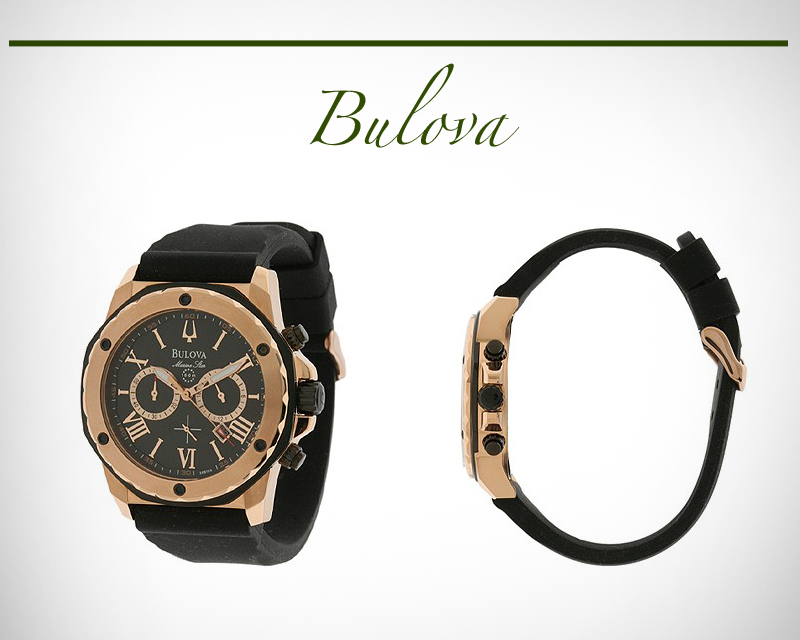 Giveaway: Bulova watch | GALLA.