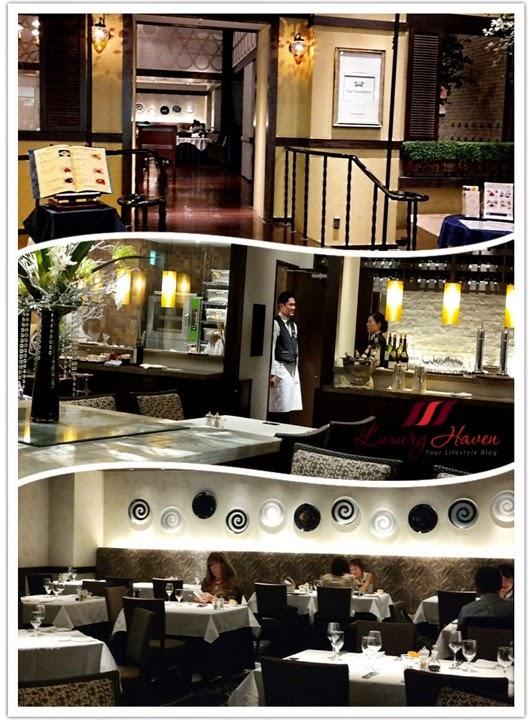 keio duo fourchettes french italian restuarant fine dining