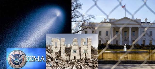 Mega-Post: ALERTA GERAL 1º de outubro: Governo americano será FECHADO e pode pedir FALÊNCIA, cometa ISON, ataque de falsa bandeira, preparação da FEMA