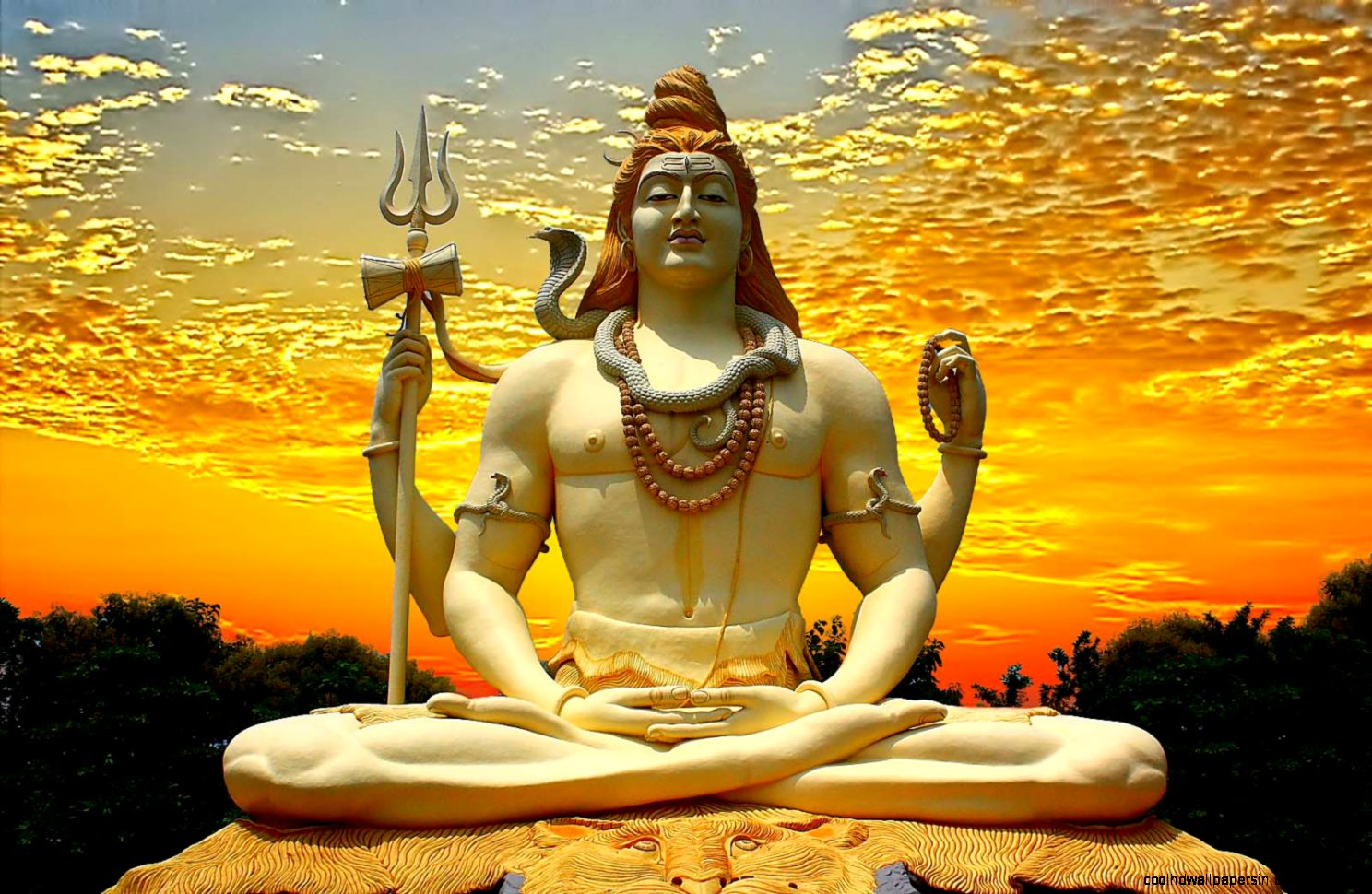 Lord Shiva 3d Wallpapers Cool Hd Wallpapers