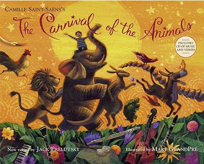 For the Love of Preschool: Mini Theme: Carnival of Animals ...