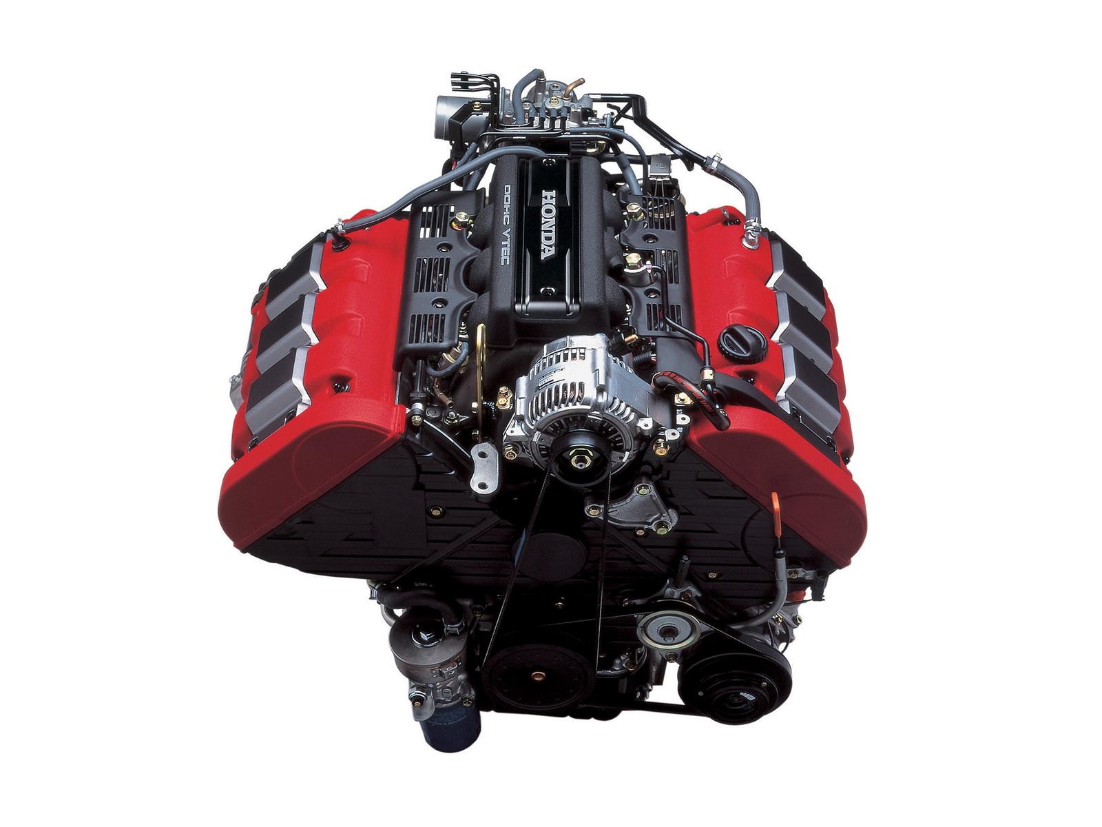 Honda C32B, VTEC DOHC, NSX, silnik V6, solidne, trwałe, niezawodne