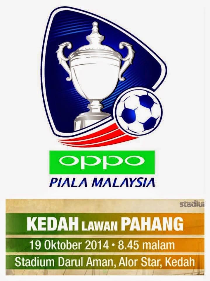 Video Gol Kedah Vs Pahang Separuh Akhir Piala Malaysia 19 Oktober 2014