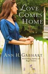 Love Comes Home {Ann Gabhart} | #bookreview #christianromance #bookblog