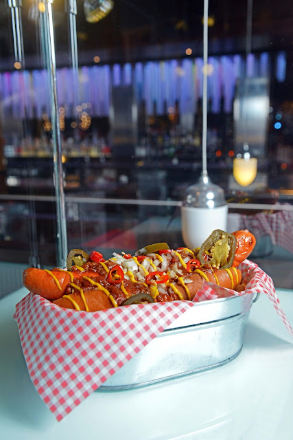 Jack Daniel's Chili Dog from TGI Fridays | Anyonita-nibbles.co.uk