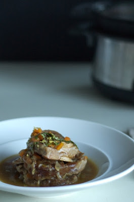 Slow Cooker Osso Buco Bianco