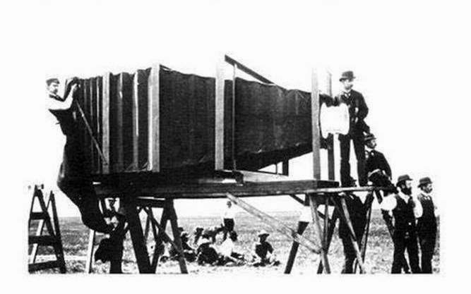 The world's first camera in the making: but, which camera took the ...