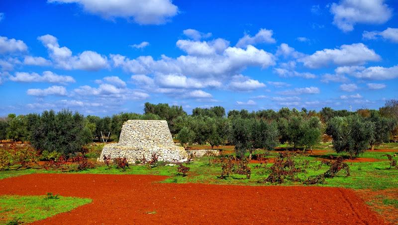 Landschaft Salento