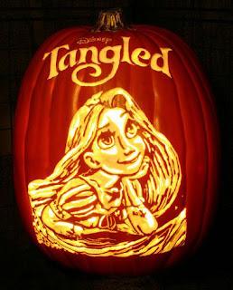 Halloween Pumpkin Ideas - Disney