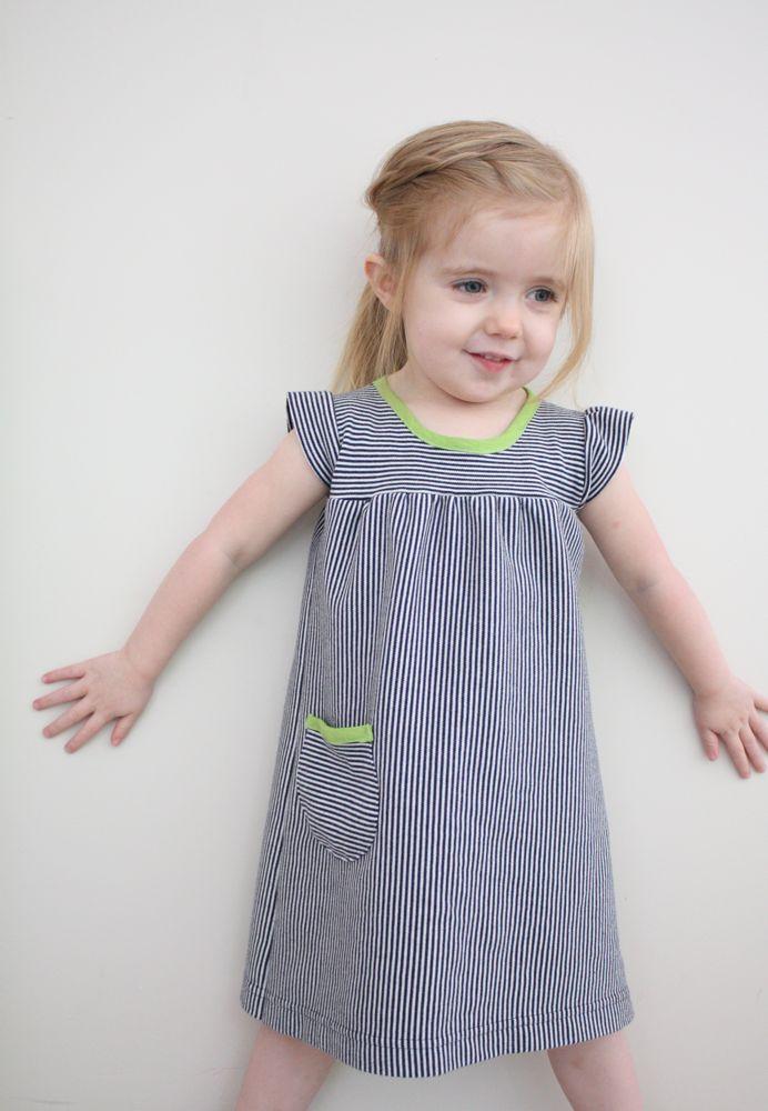 The Playdate dress: a tutorial