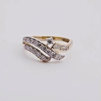 and gold for ring buy women diamond dp by mia rings yellow engagement tanishq