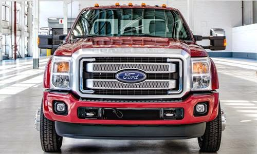 2016 Ford Super Duty Specs