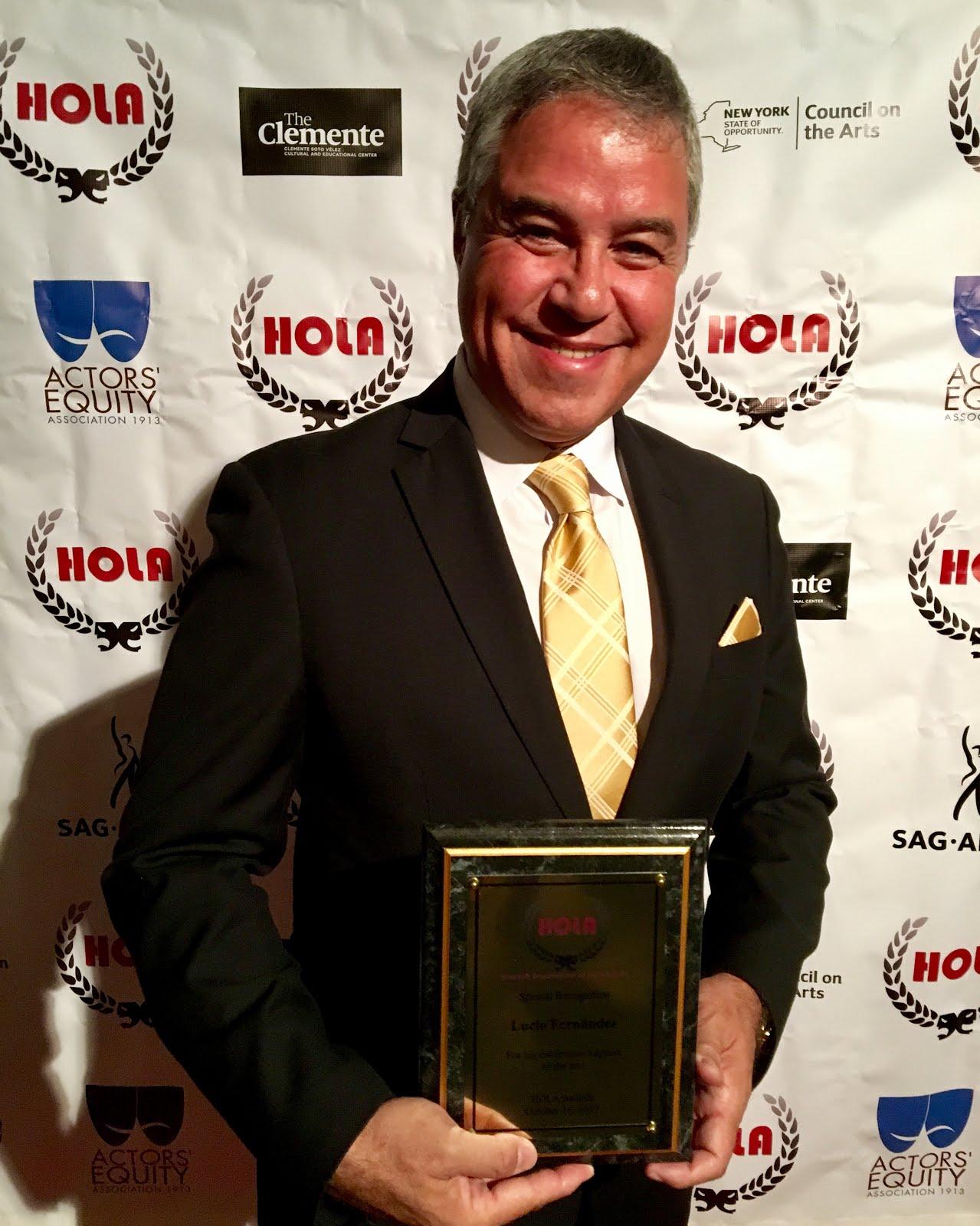 HOLA Award