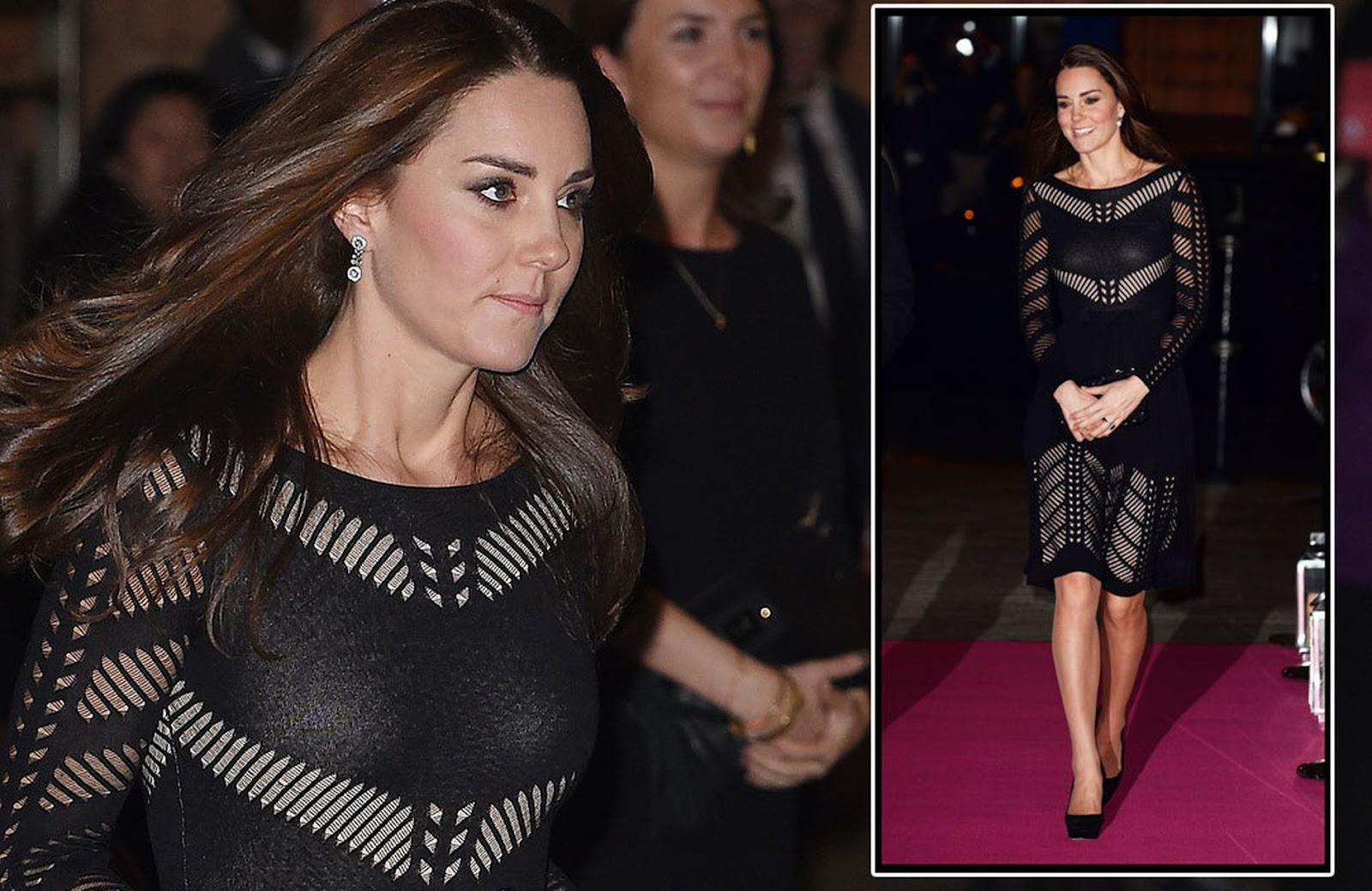 Kate Middleton - Style - Fashions