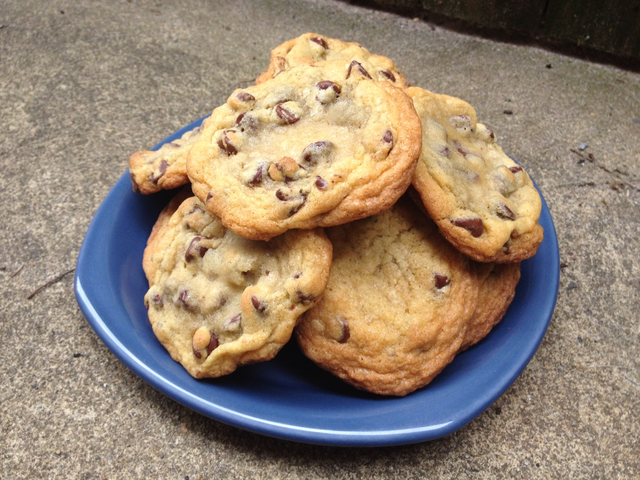 A Less Processed Life: What's Baking: Ghirardelli Chocolate Chip ...