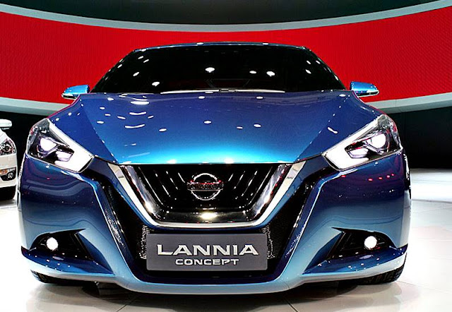 2016 Nissan Lannia Concept