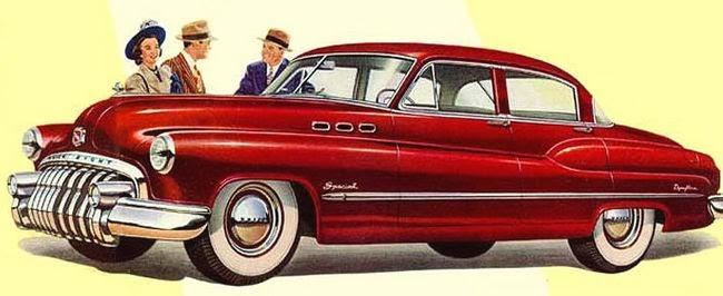 club 5a r tro les voitures am ricaines dans les ann es 50 60. Black Bedroom Furniture Sets. Home Design Ideas