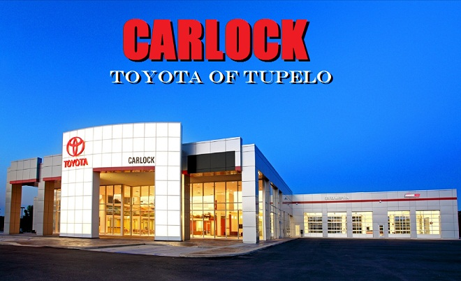 Carlock Toyota Of Tupelo Simply The Best