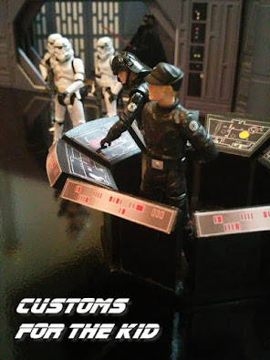 "CUSTOMS FOR THE KID's ""ACTION FIGURE INDEX"""