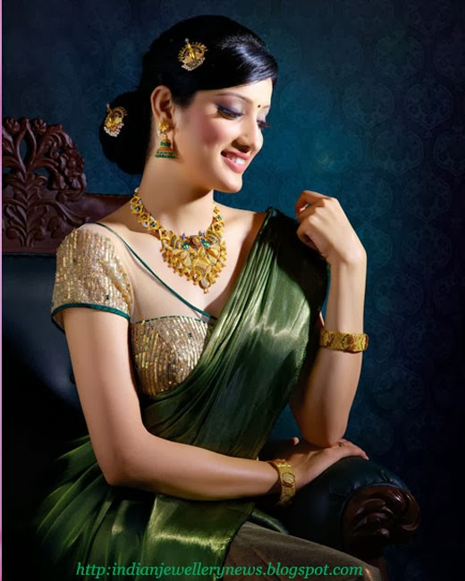 Pure Antique Gold Jewellery
