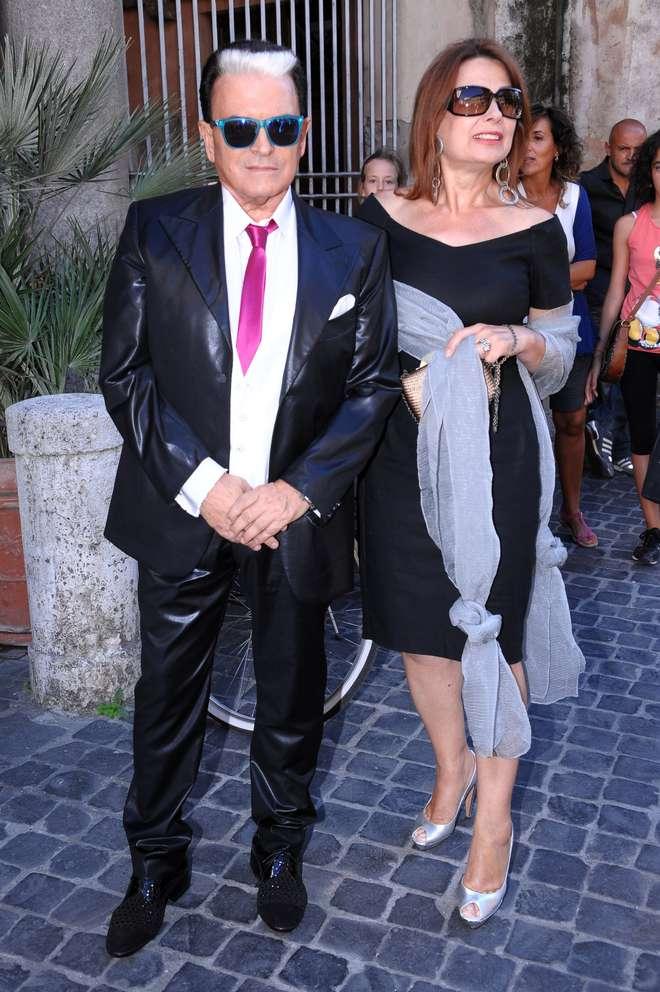 Matrimonio Romano Alberto Angela : Oggi sposi