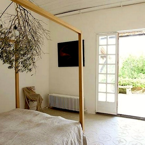 WABI SABI Scandinavia   Design, Art And DIY.: DIY   Bedroom Lamp With A  Green Touch