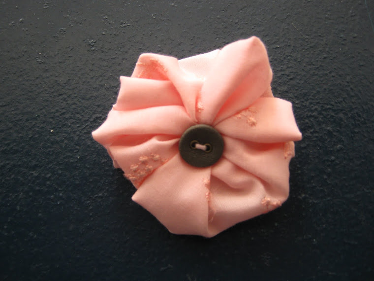 Grey and pink-sold