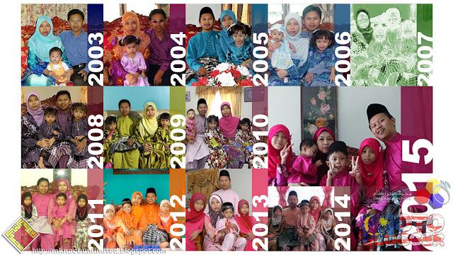 Kenangan groupphoto raya mknace