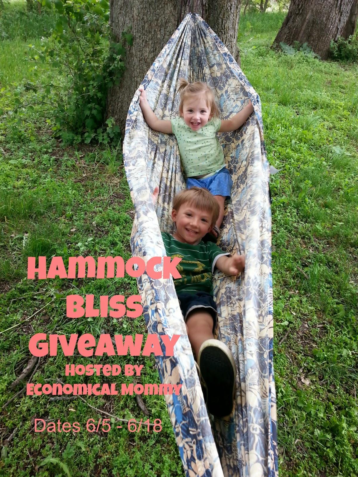 Hammock Bliss Giveaway