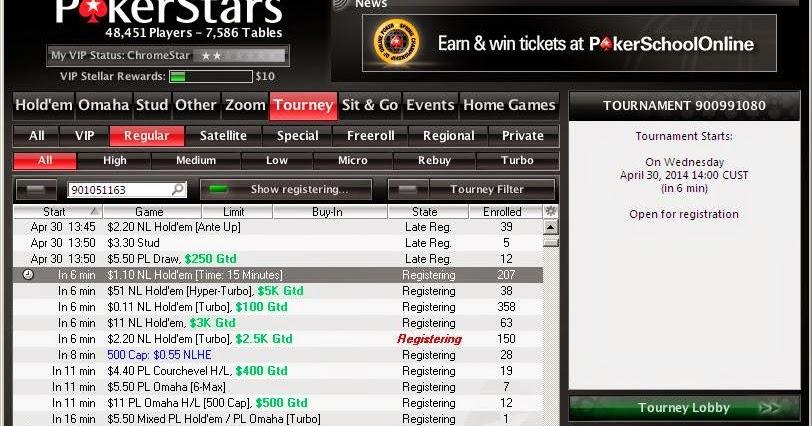 Modal Main Poker Gratis: CARA MENGHASILKAN UANG DI POKERSTARS
