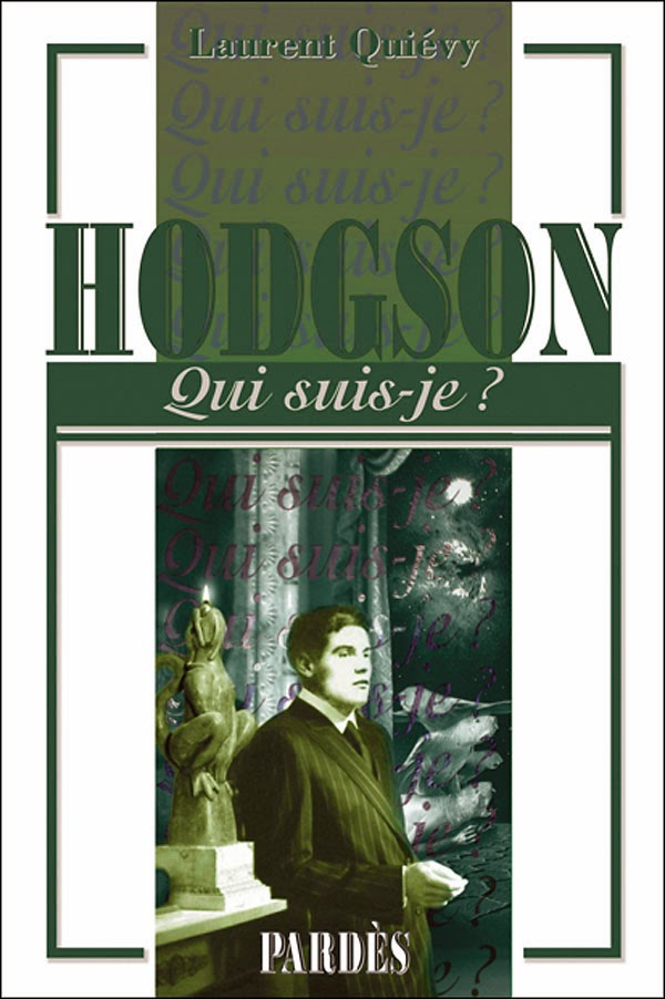 """""""Qui suis-je?"""" Hodgson, cover art by Andrea Bonazzi"""