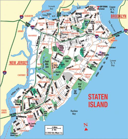Mcu Staten Island New York