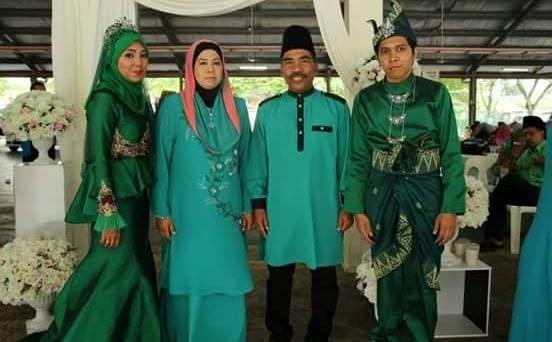 Majlis Perkahwinan Husna Yusof
