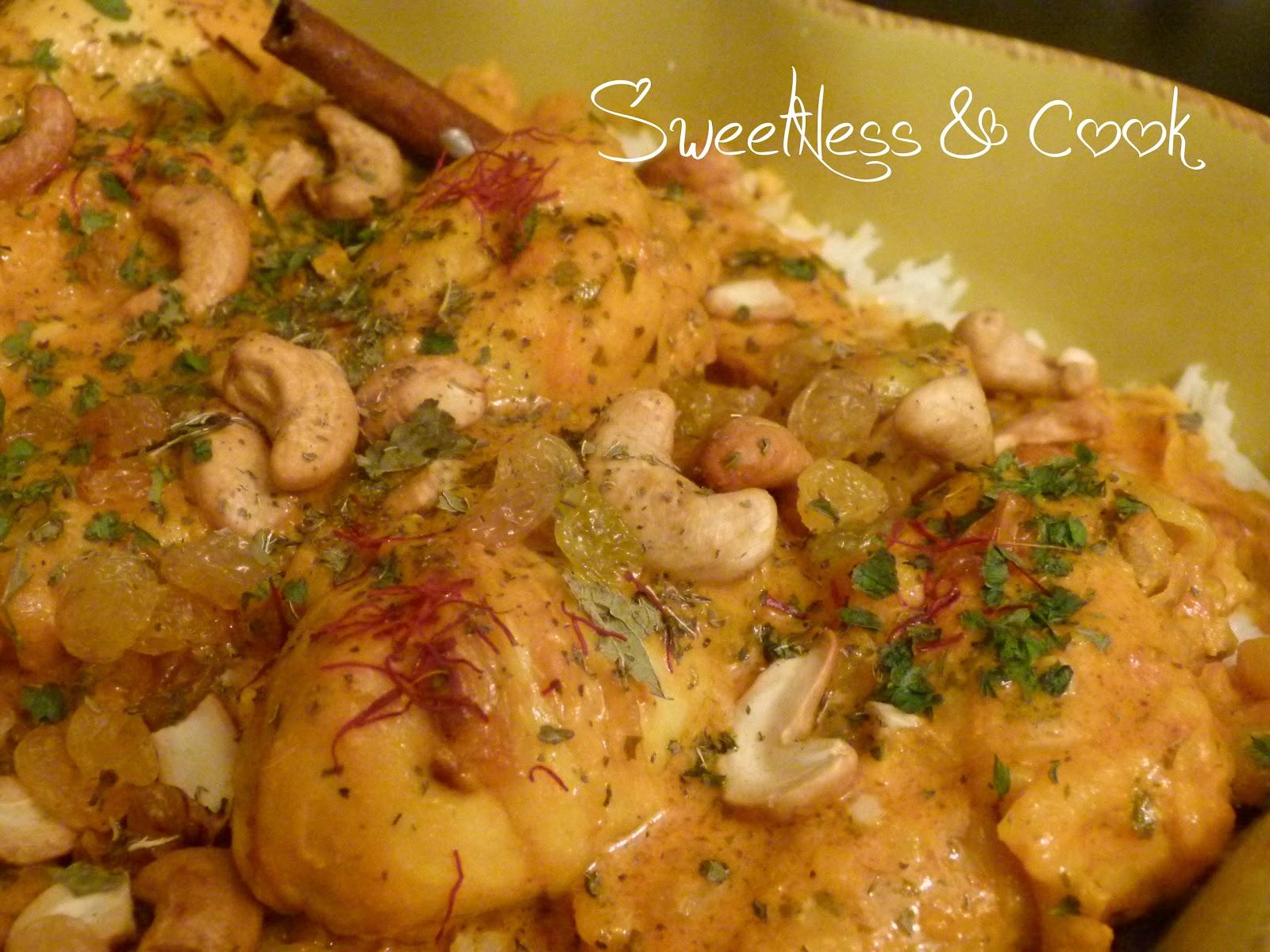 Biryani au poulet blogs de cuisine - Cuisine indienne biryani ...