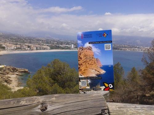 La Serra Gelada es elegida como 'Parque Natural del Mes' de junio