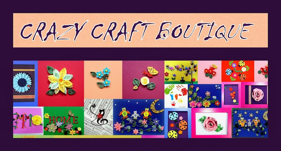 CRAZY CRAFT BOUTIQUE