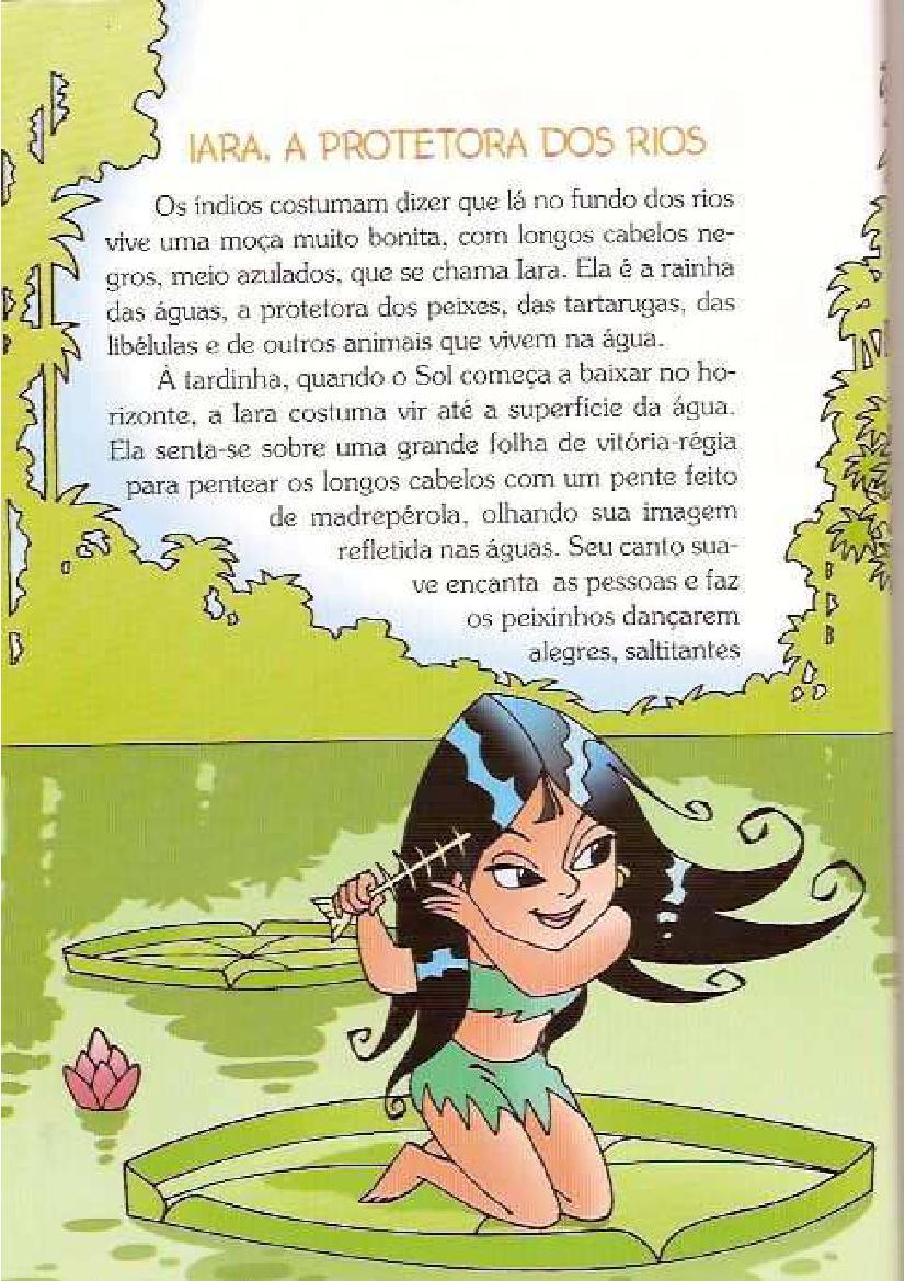 Super A Iara e a poluição das águas | ALEGRIA EM ENSINAR EDUCAÇÃO ZX99
