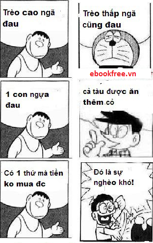 Nh ng c u n i b t h c a doremon ch ebook free free for Domon phan 4