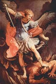 St Michael the Archangel, protect us