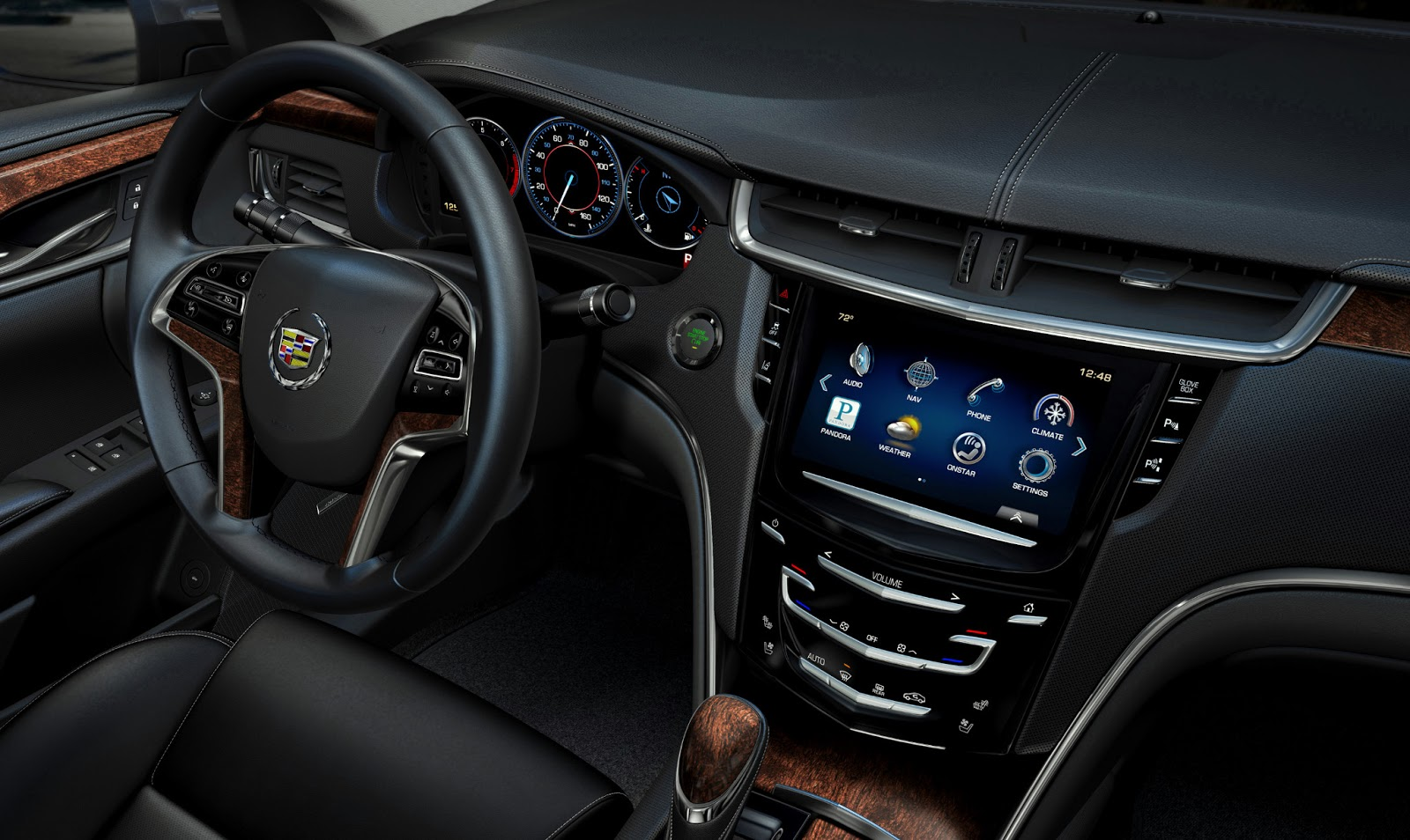 original s cadillac sport photo driving v and xts test review performance driver car reviews impressions
