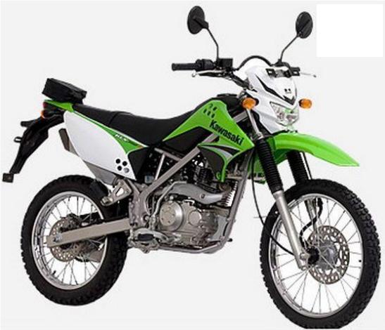Suzuki G Strider Indonesia