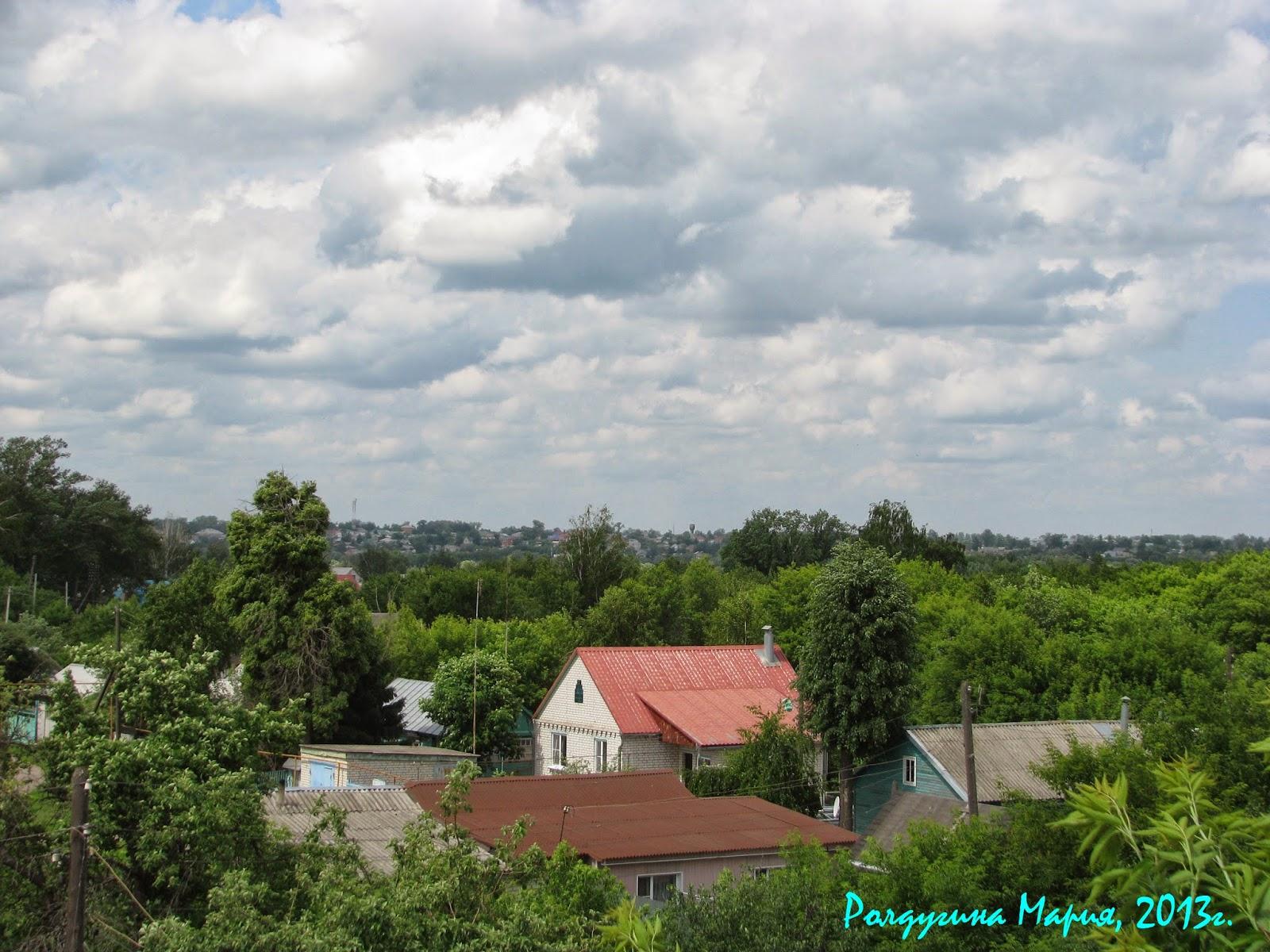г.Ряжск, Рязанская область