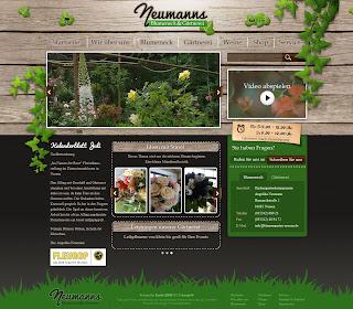 Neumanns Blumeneck und Gärtnerei von Bitskin