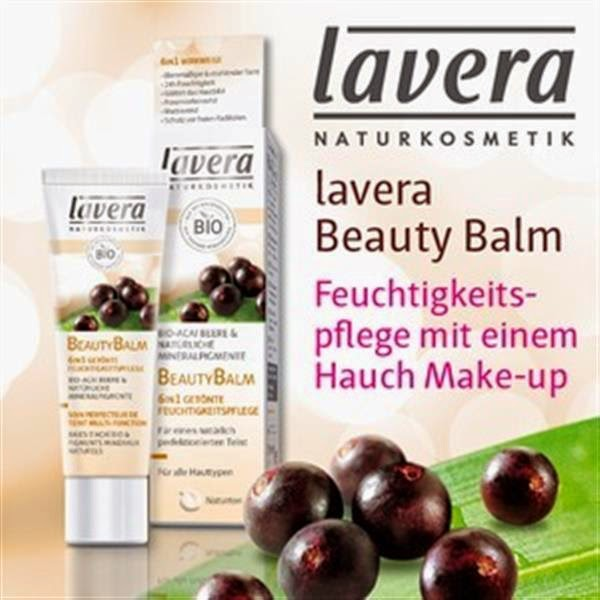 BB cream 6 in 1 Lavera