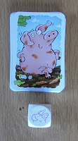 Wollmilchsau - The Pig card & dice