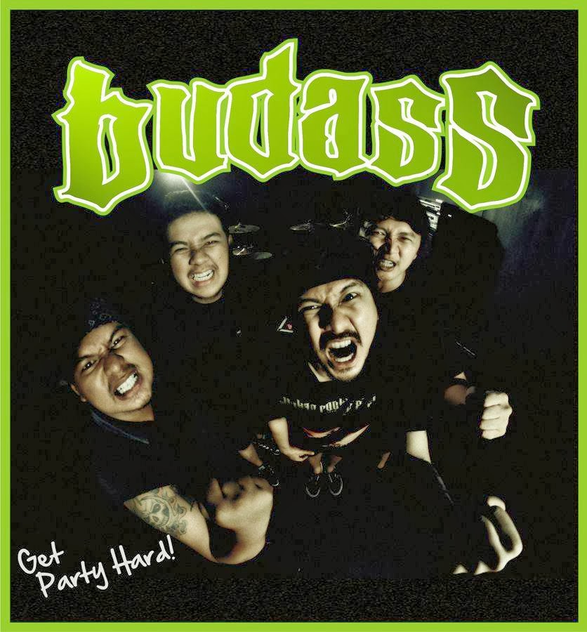 Budass Band Thrash Metal Kutai Kartanegara - Kalimantan Timur Foto Logo Wallpaper