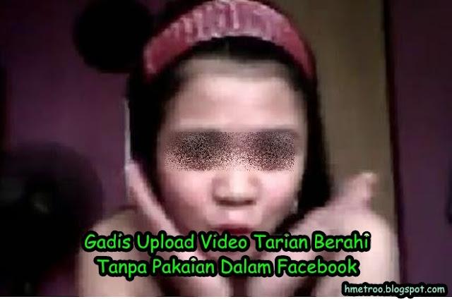 GADIS UPLOAD VIDEO TARIAN BERAHI TANPA PAKAIAN DI LAMAN SOSIAL | Oh MY