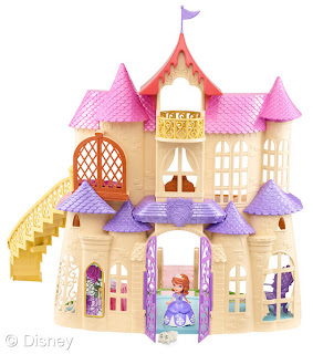 Disney 2013 Top Toys  Disney's Sofia Talking Castle