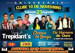 ANIVERSÁRIO DO CLUBE 10 DE NOVEMBRO (TOTÓ).